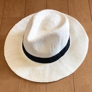 ジーユー(GU)のストローハット*麦わら帽子*GU(麦わら帽子/ストローハット)