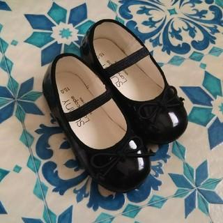 サニーランドスケープ(SunnyLandscape)の市松様☆フォーマル靴 15㎝(フォーマルシューズ)