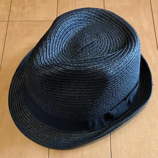 ジーユー(GU)の中折れハット*ストローハット*GU(麦わら帽子/ストローハット)