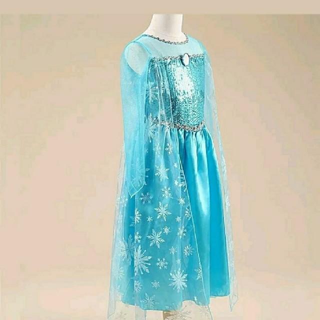 f162062b9c3de エルサ ドレス 子供 アナと雪の女王 の通販 by 桜セレクト jpg 640x640 王冠