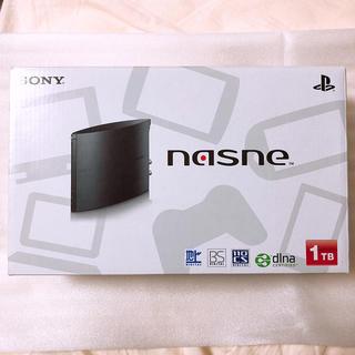 ナスネ(nasne)のnasne 1TB 未使用品(その他)