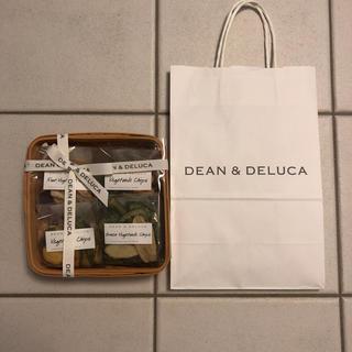 ディーンアンドデルーカ(DEAN & DELUCA)の【さぶ様専用】DEAN&DELUCA ベジタブルチップスアソート4pc(乾物)