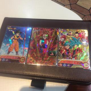 ドラゴンボールヒーローズ  3枚セット(シングルカード)