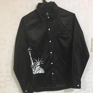 アンチクラス(Anti Class)の自由の女神 黒シャツ(シャツ)