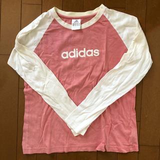 アディダス(adidas)のadidas長袖 Tシャツ(Tシャツ(長袖/七分))
