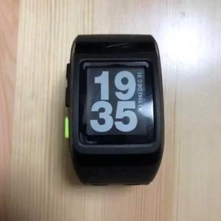 ナイキ(NIKE)のナイキ GPS スポーツウォッチ(腕時計(デジタル))