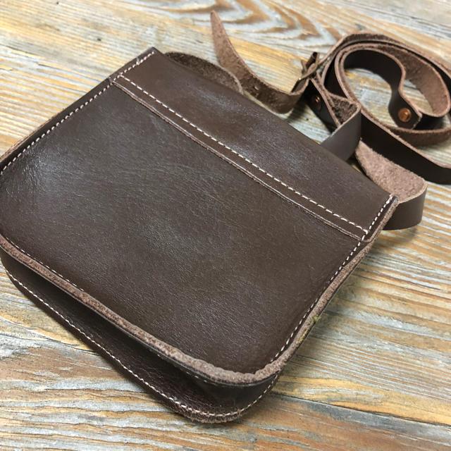 Paul Harnden(ポールハーデン)のpaul harnden ポール ハーデン ポシェット ショルダーバッグ メンズのバッグ(ショルダーバッグ)の商品写真