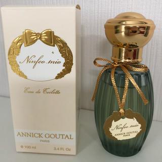 アニックグタール(Annick Goutal)のアニックグタール ニンフェオミオ 100ml(香水(女性用))