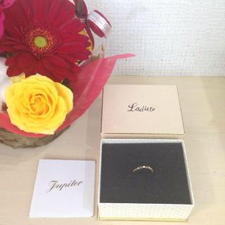 アガット(agete)のjupiter LACYリング♡(リング(指輪))