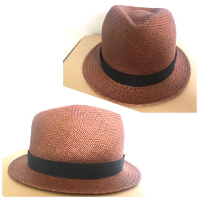 DELUXE(デラックス)のDELUXE リアルパナマハット オマケ付き COOTIE TENDERLOIN メンズの帽子(ハット)の商品写真
