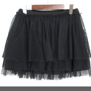 ローリーズファーム(LOWRYS FARM)のベリーダンス チュールミニスカート(ミニスカート)