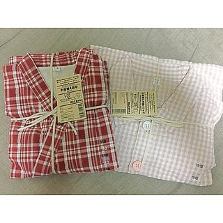 ムジルシリョウヒン(MUJI (無印良品))のお着替え 甚平・半袖パジャマset(パジャマ)