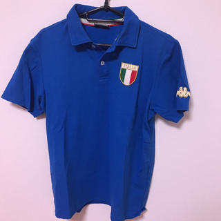 カッパ(Kappa)のKappa ポロシャツ イタリア ブルー M(ウェア)