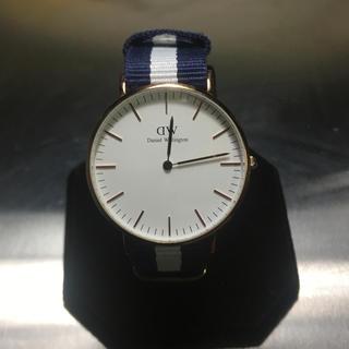 ダニエルウェリントン(Daniel Wellington)のダニエルウェリントン 腕時計 (腕時計(アナログ))