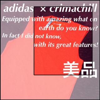 """アディダス(adidas)の♦️【adidas】通称 """" 第二の肌 """" ☆‼️美品 タンクトップ 袖なし(その他)"""