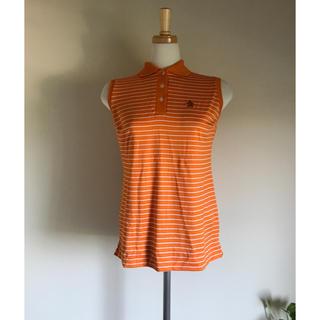 マンシングウェア(Munsingwear)のMunsingwear ノースリーブ ポロシャツ M(ポロシャツ)
