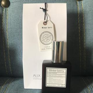 オゥパラディ(AUX PARADIS)のAUX PARADIS ウィンターベリー30ml 詰め替えセット(香水(女性用))