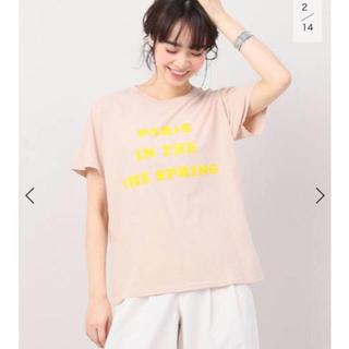ドゥロワー(Drawer)の【値下げ】ドゥロワー  RXMANCA Tシャツ(Tシャツ(半袖/袖なし))