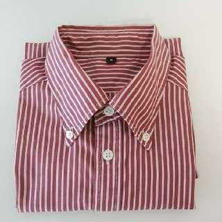 MUJI (無印良品) - ボタンダウンシャツ*無印良品