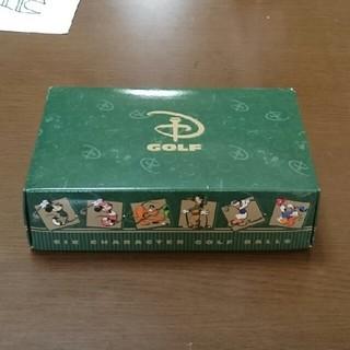 ディズニー(Disney)のゴルフボール   ディズニー6ヶ(ゴルフ)