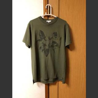 エンジニアードガーメンツ(Engineered Garments)のエンジニアードガーメンツ クルーネックTシャツ(Tシャツ/カットソー(半袖/袖なし))