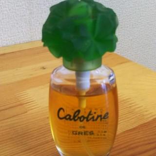 グレカボティーヌ(GRES CABOTINE)のカボティーヌ香水(香水(女性用))
