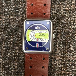 オリエント(ORIENT)のORIENT 腕時計 スリースターカバン(その他)