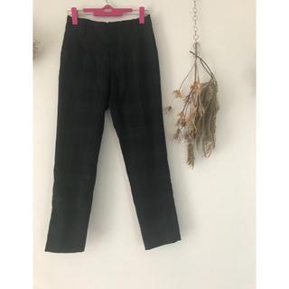 ムジルシリョウヒン(MUJI (無印良品))の無印良品 MUJI ウールカジュアルパンツ ズボン(カジュアルパンツ)