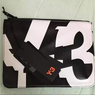ワイスリー(Y-3)のY-3 クラッチバッグ(セカンドバッグ/クラッチバッグ)