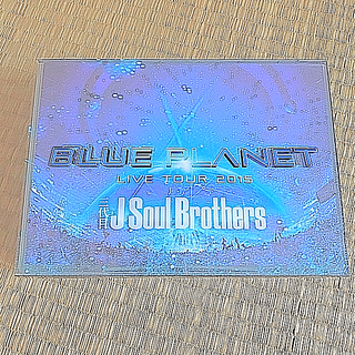 サンダイメジェイソウルブラザーズ(三代目 J Soul Brothers)の三代目 BLUE PLANET  DVD(その他)
