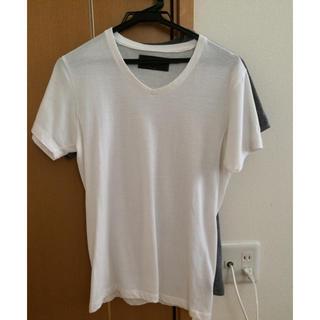 ダブルジェーケー(wjk)のwjk 1mile Tシャツ セット(Tシャツ/カットソー(半袖/袖なし))