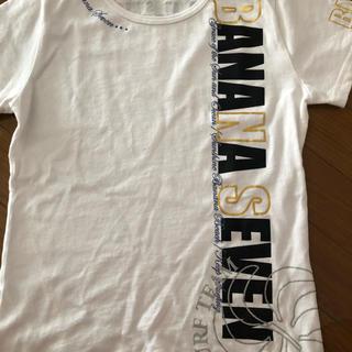 バナナセブン(877*7(BANANA SEVEN))のTシャツ BANANA SEVEN  レディース(Tシャツ(半袖/袖なし))