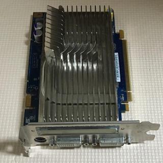 マック(Mac (Apple))の【ジャンク】ASUSTグラフィックボードEN8600GT(PCパーツ)
