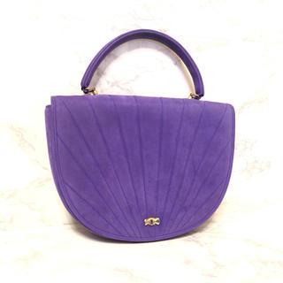 ティファニー(Tiffany & Co.)の最終値下げ!【Tiffany&Co.】ヌバック ハンドバッグ BD-1387(ハンドバッグ)
