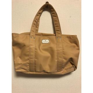 クレージュ(Courreges)のクレージュ ベージュ 鞄 中古 リメイク リサイクル 部品 パーツ バッグ(ハンドバッグ)