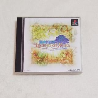 プレイステーション(PlayStation)の聖剣伝説LEGEND OF MANA PSソフト(家庭用ゲームソフト)
