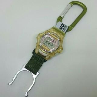 ベビージー(Baby-G)のCASIO Baby-G BG-169A+カラビナ 電池交換済 2516データ(腕時計(デジタル))