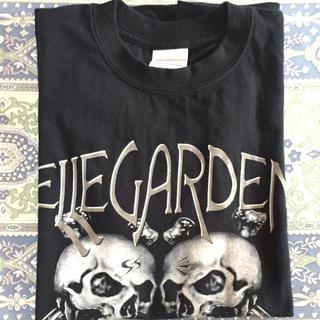 スカルシット(SKULL SHIT)のエルレガーデン tシャツ ELLEGARDEN(ミュージシャン)