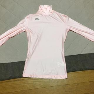 ミズノ(MIZUNO)のMIZUNOのタートルネック長袖シャツ(カットソー(長袖/七分))