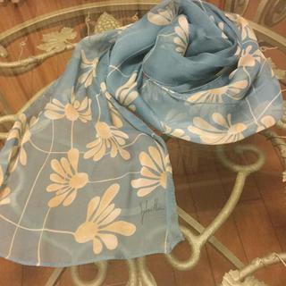 シビラ(Sybilla)のsybilla シルクロングスカーフ(バンダナ/スカーフ)