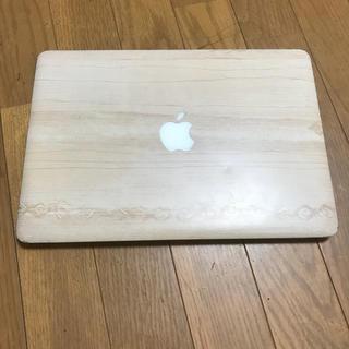 マック(Mac (Apple))のレゲエツーマン様専用 Mac Book air 2008 (ノートPC)