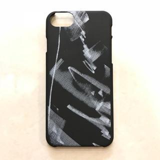 ヨウジヤマモト(Yohji Yamamoto)のGround Y iPhone6/6S/7/8対応 コロコロデッサン画 ケース(iPhoneケース)