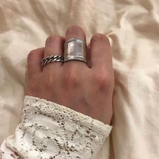 シルバー925 design ring(リング(指輪))