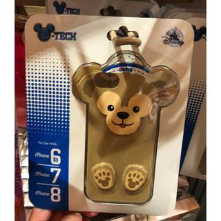 ダッフィー(ダッフィー)の値下げ☆香港ディズニー限定 ダッフィースマホケース(iPhoneケース)