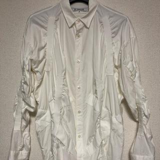 """アンリアレイジ(ANREALAGE)のANREALAGE 18s/s """"POWER"""" taping shirt(シャツ)"""
