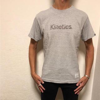 キネティックス(kinetics)のKinetics TOKYO キネティクス ロゴTシャツ(Tシャツ/カットソー(半袖/袖なし))