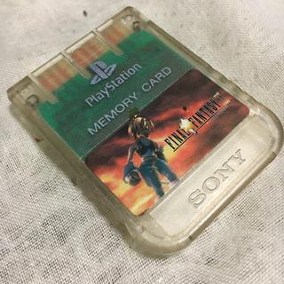 プレイステーション(PlayStation)のPlayStation メモリーカード(その他)