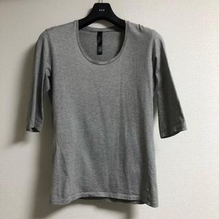 ダブルジェーケー(wjk)のwjk7部袖TシャツAKM1piu1uguale3junhashimoto(Tシャツ/カットソー(半袖/袖なし))