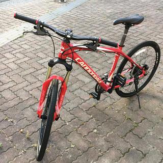 キャノンデール(Cannondale)の神奈川 CANNONDALE クロス ロードバイク EN14766 (自転車本体)