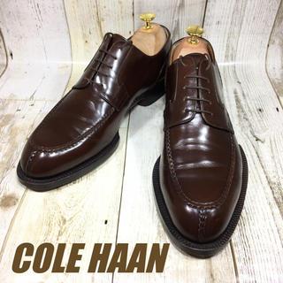 コールハーン(Cole Haan)の最高級 Cole Haan コールハーン Uチップ US9H 27.5cm(ドレス/ビジネス)